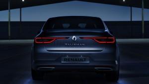 Renault Talisman back