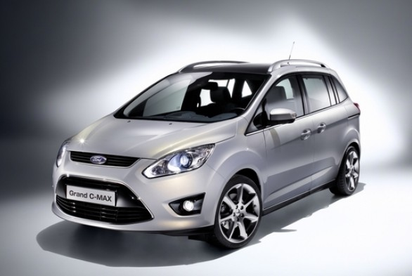 La Ford Grand C-Max : voiture 7 places
