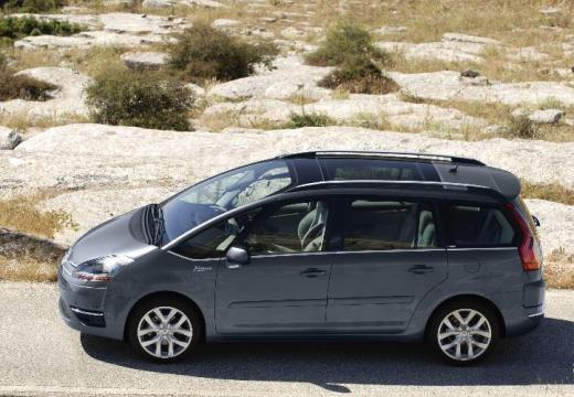 La Citroën Grand C4 Picasso restylée