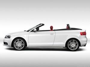 Audi A3 cabriolet 1,8 litres TFSI