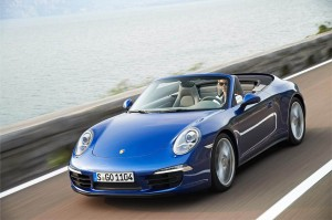 Porsche Cabriolet