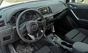 interieur Mazda CX-5