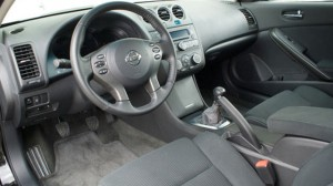 interieur altima