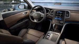 Renault Talisman interior